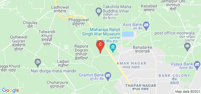 Shree Atam Vallabh Jain College, Hussainpura, Ludhiana, Punjab, India