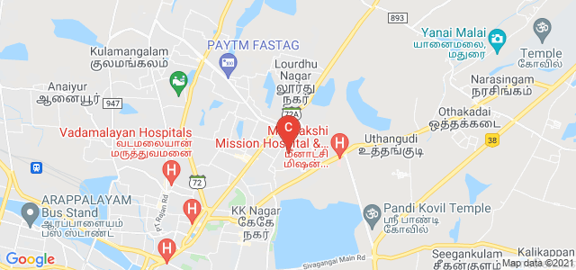 CSI College Of Arts & Science For Women, 12th Street, Karpaga Nagar, K.Pudur, Madurai, Tamil Nadu, India