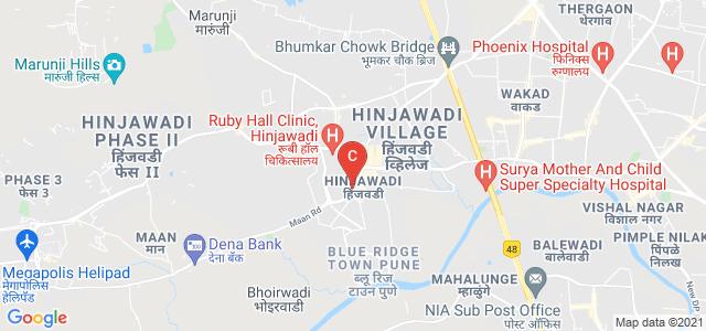 Symbiosis Centre for Information Technology, Phase 1, Hinjewadi Rajiv Gandhi Infotech Park, Hinjawadi, Pune, Maharashtra, India