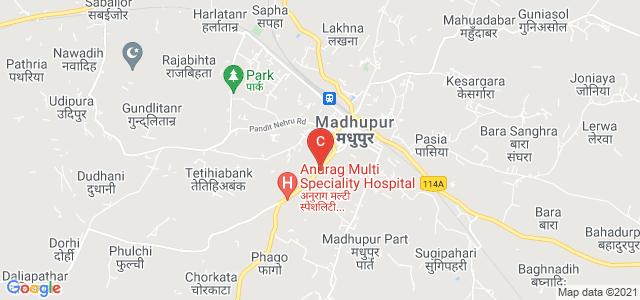 Madhupur College, Jharkhand, Madhupur, Jharkhand, India