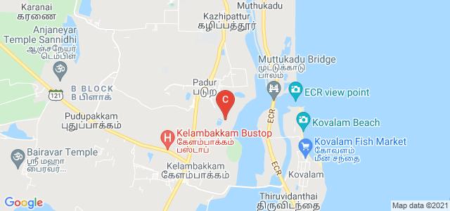 Hindustan College of Arts & Science, Kelambakkam, Tamil Nadu, India
