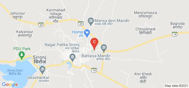 Govt. L.B.S.College, Madhya Pradesh State Highway 14, Sironj, Madhya Pradesh, India