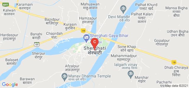 Sherghati, Gaya, Bihar 824211, India