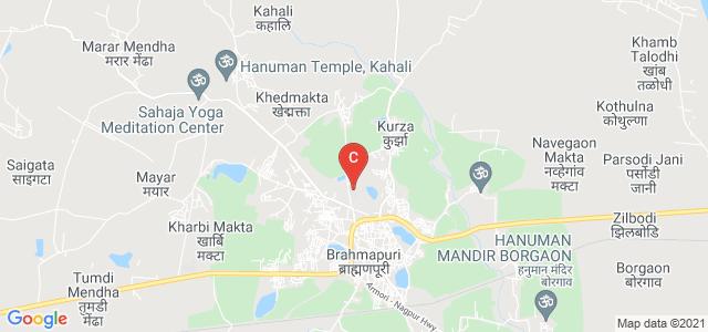 Nevjabai Hitkarini College Bramhapuri, Forest Colony, Brahmapuri, Maharashtra, India