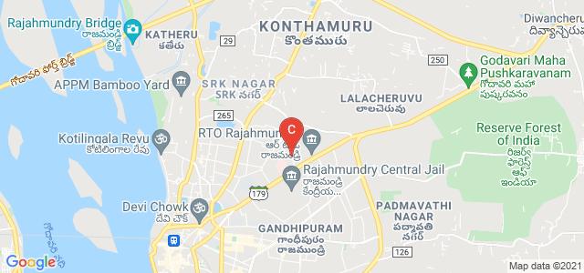 St. Paul's Degree College, Bhaskar Nagar, Rajahmundry, Andhra Pradesh, India