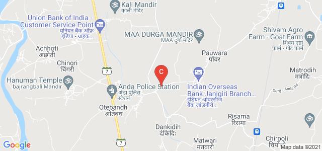 Shaildevi Mahavidyalay, Anda, Durg, Chhattisgarh, India