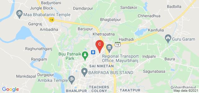 Baripada College Office, Bhugurakata, Baripada, Odisha, India