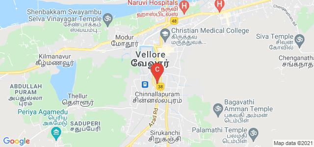 Voorhees College, Anna Salai, Kosapet, Vellore, Tamil Nadu, India