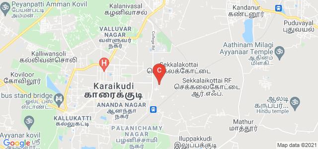 ALAGAPPA GOVT. ARTS COLLEGE, Alagappa Puram, Karaikudi, Tamil Nadu, India