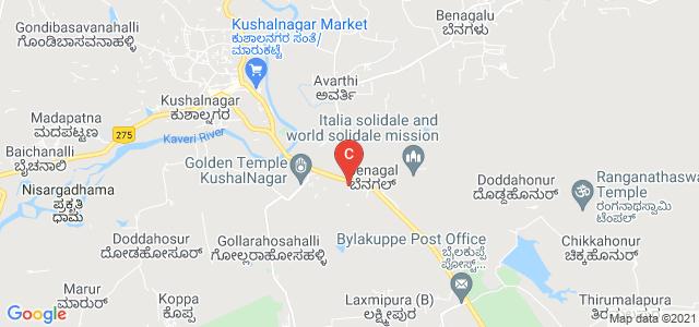 Bharath Matha Degree College, State Highway 88, Koppa, Mysore, Karnataka, India