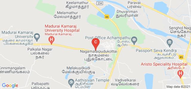 Nadar Mahajana Sangam S.Vellaichamy Nadar College, Madurai, Tamil Nadu, India