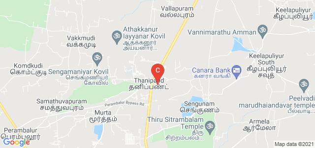 Thanthai Hans Roever College, Perambalur, Tamil Nadu, India
