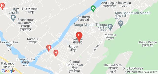Doon Business School, Selaqui Industrial Area, Dehradun, Uttarakhand, India