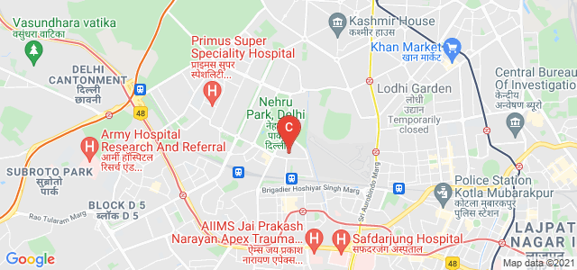 South Asian University, Satya Marg, Chanakyapuri, New Delhi, Delhi, India