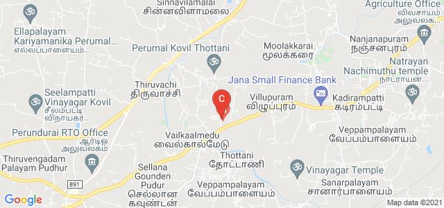 Nandha Arts and Science College, Erode, Tamil Nadu, India