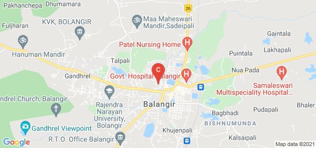 Balangir, Odisha 767001, India