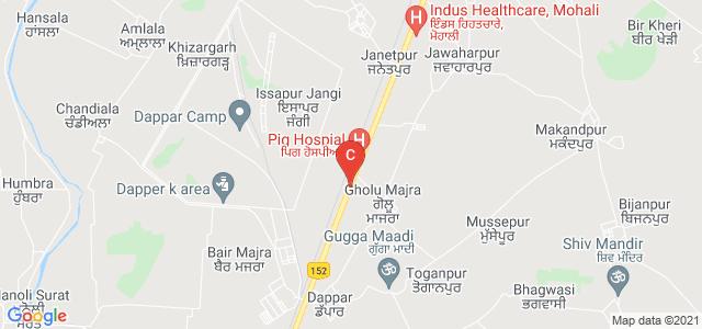 Vidya Jyoti Eduversity, Gholu Majra, Dera Bassi, Punjab, India