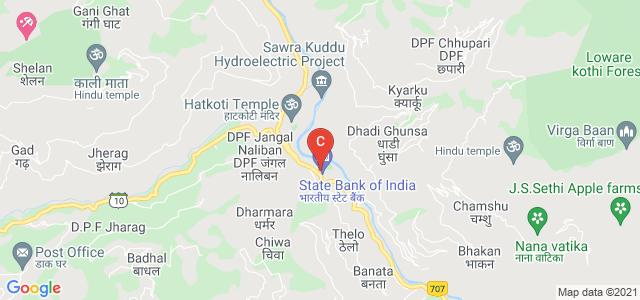 Lal Bahadur Shastri Govt. Degree College, Sarswati Nagar, Sawra, Himachal Pradesh, India