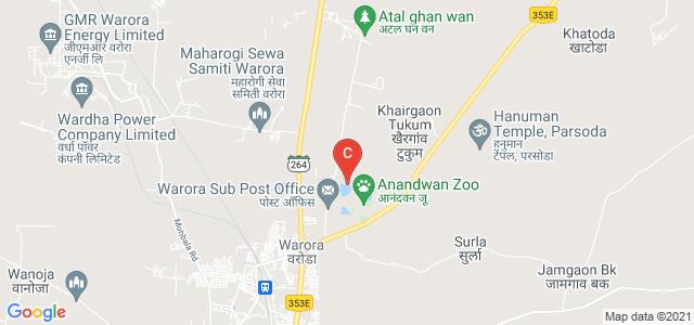 Anand Niketan College Of Arts Commerce & Science, Anandwan, Warora, Maharashtra, India