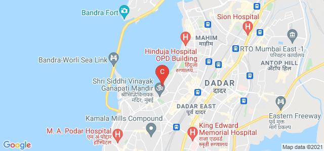 Kirti M Doongursee College of Arts,Commerce & Science, Kashinath Dhuru Road, Off. Veer Savarkar Marg, Chandrakant Dhuru Wadi, Dadar(W), Mumbai, Maharashtra, India