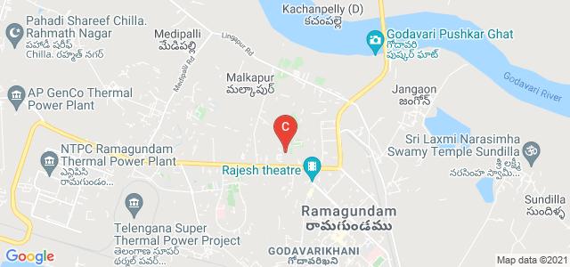 Satavahana University Post Graduation College, P G College, Godavarikhani, Ramagundam, Telangana, India