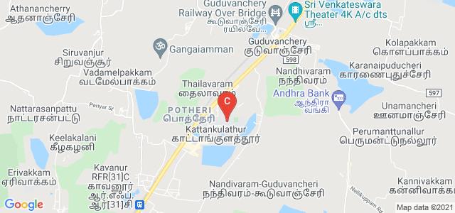 SRM KATTANKULATHUR DENTAL COLLEGE, Potheri, SRM Nagar, Kattankulathur, Tamil Nadu, India