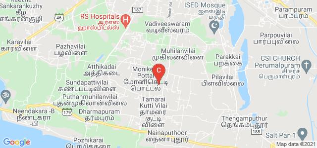 Sivanthi Aditanar College, Kanyakumari, Tamil Nadu, India
