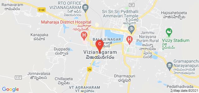 Sri Chaitanya Degree College, Balaji Nagar, Vizianagaram, Andhra Pradesh, India