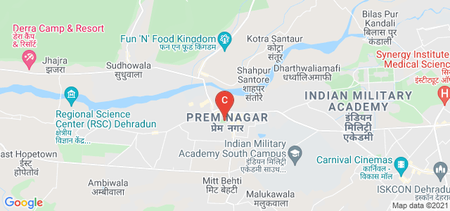 University of Petroleum and Energy Studies, Dehradun, Uttarakhand, India