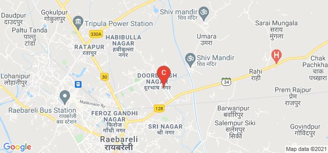 NIPER, Doorbhash Kendra Marg, Near Shree Bhawani Paper Mill, Doorbhash Nagar, Raebareli, Uttar Pradesh, India