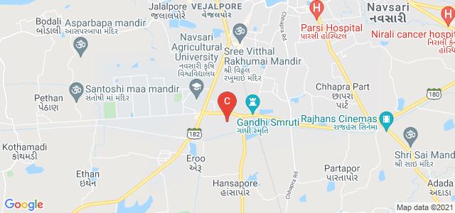 Naran Lala School of Industrial Management & Computer Science-MBA, Vejalpore, Navsari, Gujarat, India