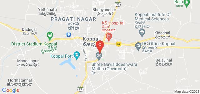Shri Gavisiddheshwar Arts, Science & Commerce College,, Banikatti, Koppal, Karnataka, India