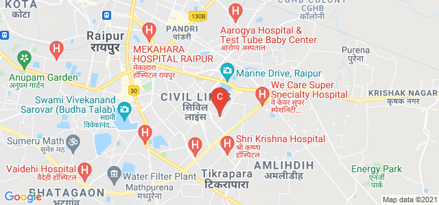 GURUKUL INSTITUTE, Civil Lines, Raipur, Chhattisgarh, India