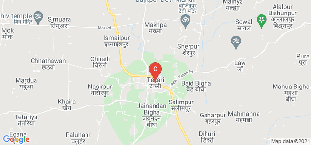 Tekari, Gaya, Bihar 824236, India