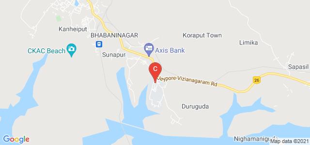 Government College, Koraput, Koraput, Odisha, India