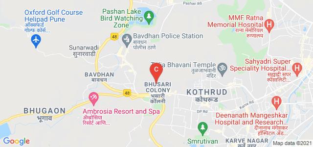 MIT School of Management, Paud Rd, Rambaug Colony, Kothrud, Pune, Maharashtra, India