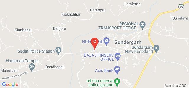 Government College Road, Sundargarh, Odisha, India