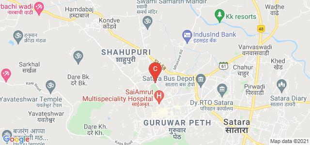 S. C. Mutha Aryangla Vaidyak Mahavidyalaya, ITI Road, Shivam Nagar, Shahupuri, Satara, Maharashtra, India