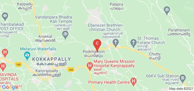 St. DOminic's College, Kollam -Theni Highway, Podimattom, Kottayam, Kerala, India