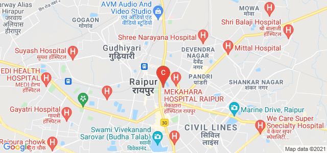 Vivekanand Mahavidyalaya, KK Road, Moudhapara, Raipur, Chhattisgarh, India
