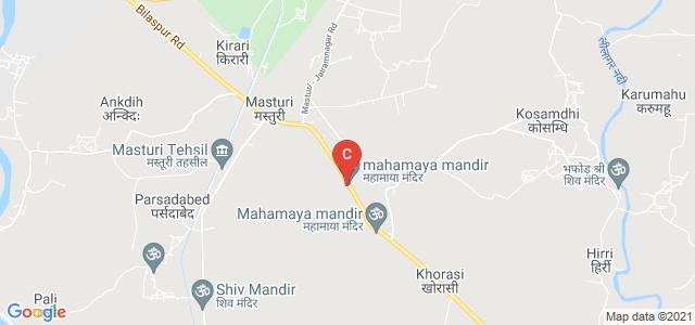 Sandipani Academy,Bilaspur, NH200, Pendari, Chhattisgarh, India