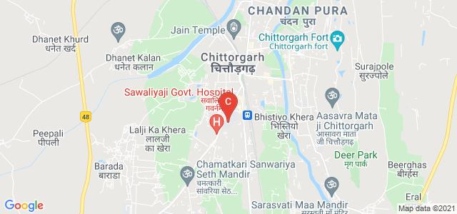 Maharana Pratap Government Post Graduate College, Pratap Nagar, Chittorgarh, Rajasthan, India