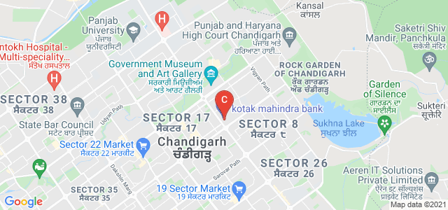 Chitkara University, Madhya Marg, Sector 9C, 9C, Sector 9, Chandigarh, India