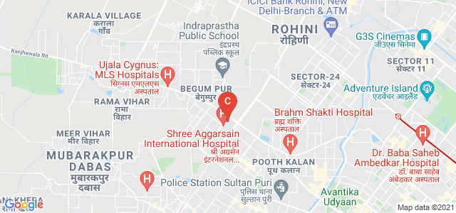 Maharaja Agrasen Institute Of Technology, Pocket 5, Sector 22, PSP Area, Delhi, India