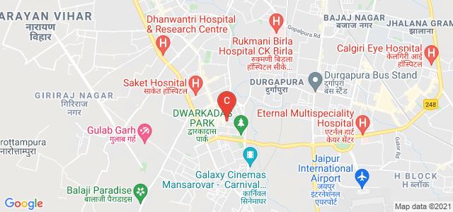(FMS-IRM) Institute of Rural Management, Tagore Path, Agarwal Farm, Sector - 11, Mansarovar, Jaipur, Rajasthan, India