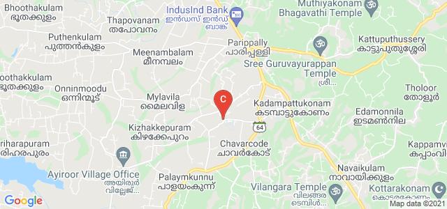 CHMM College for Advanced Studies Trivandrum, Trivandrum, Kerala, India