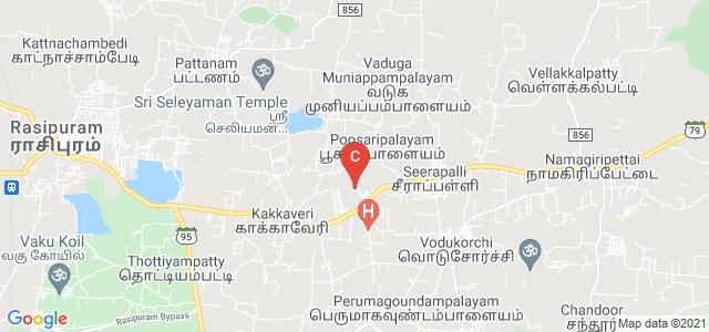 Muthayammal College of Arts & Science, Rasipuram (Tk) , Namakkal (Dt), Namakkal, Tamil Nadu, India