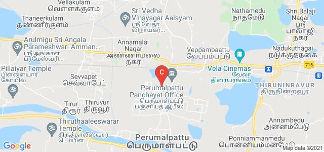 Sriram College of Arts & Science, Tiruvallur, Tamil Nadu, India