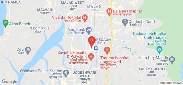 Lords Universal College, Topiwala Marg, Off Station Road, Kakaji Nagar, Jawahar Nagar, Goregaon West, Mumbai, Maharashtra, India