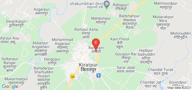 Rama Institute of Higher Education, Bijnor - Najibabad Road, Kiratpur, Uttar Pradesh, India